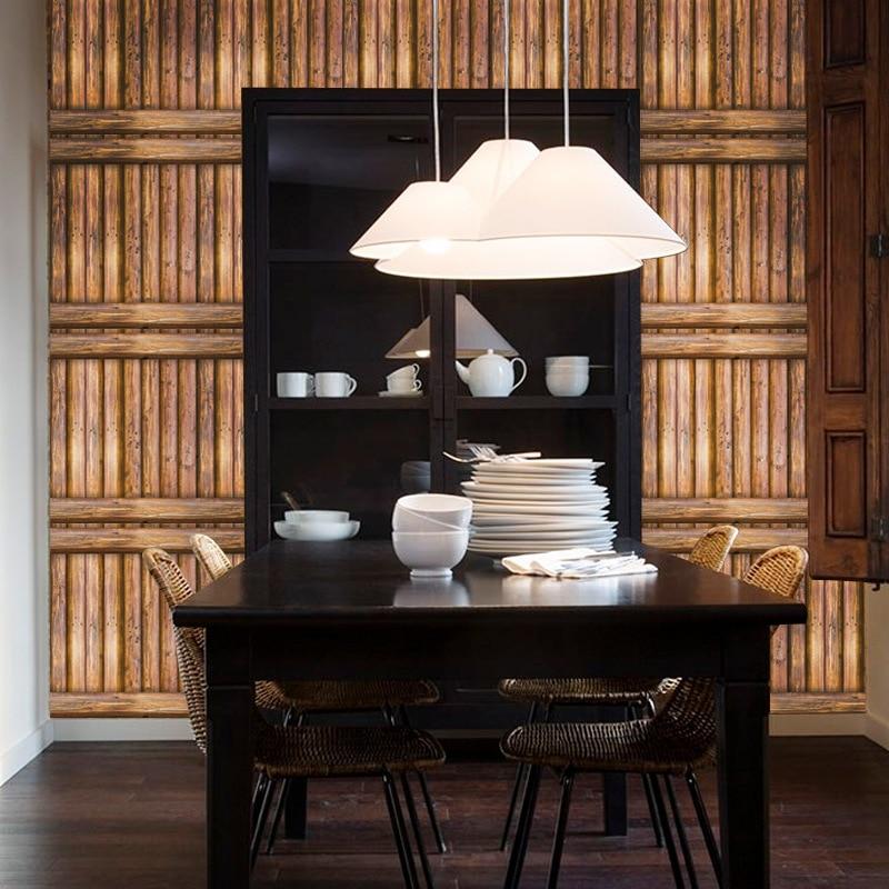 3d صورة الرجعية خلفيات غرف المعيشة الخشب الحبوب ديكور المنزل