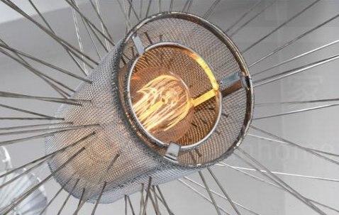 Suspension Pendente Lampe Suspension Moderne en attente de papier Suspension luminaire Note Lampe Luminaires lumières Lustre Lampe à main - 5