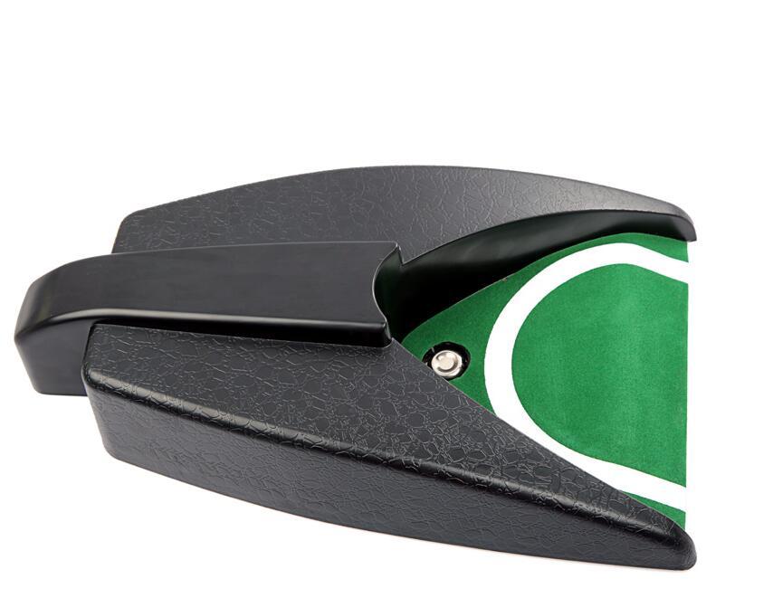 Pelota de Golf Back Enviar Automática Poner Copa Aid Training Device