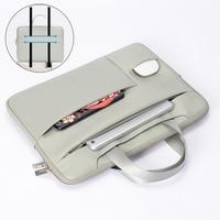 Portable Waterproof Laptop Bag 13.3 14 15.6 inch Notebook Bag For Macbook Air Pro 11 12 13 15 Retina HP Asus Dell Sleeve handbag