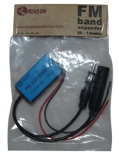20 MHz Coche Reproductor de Cassette de Radio FM Convertidor Expansor De Banda FM Convertidor de Frecuencia Universal