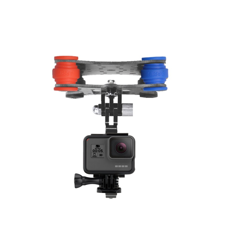 100pcs ARRIS Damper Ball Camera Gimbal Rubber Absorber Shock Protection Dampering Ball FPV DJI Drone Accessories
