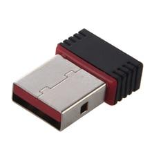 Mini USB WiFi Wireless Adapter Network Card 802.11n 150M 150m wifi wireless network adapter wireless network card 150m portable mini usb wifi receiver transmitter desktop laptop
