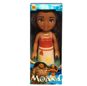 Image 4 - 12 Stks/set Nieuwe Film Moana Pop Speelgoed Prinses Jurk Action Figure Speelgoed Moana Boneca Doll Verjaardag Christmas Gift Feestartikelen