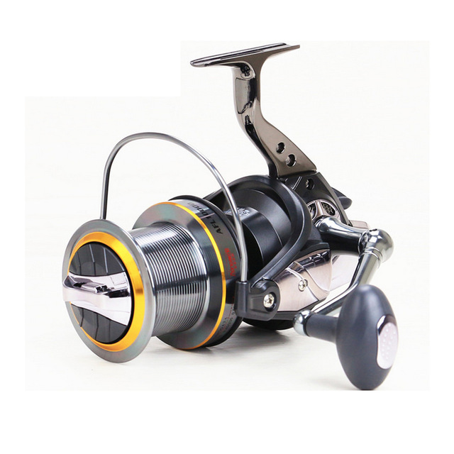 High Strength Large Capacity Sea Fishing Distant Wheel Saltwater Spinning Reel AFL8000 9000 10000 11000 12000  Long Shot Wheel our distant cousins