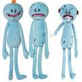 3 Estilos de Rick y Morty 25 cm Feliz Triste Enojado Meeseeks Regalo de Peluche Juguetes de peluche Muñecas Para Niños