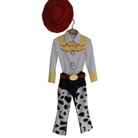 2017 Toy Story Jessie Cowgirl Fancy Dress Up Costume For Kid With Hat