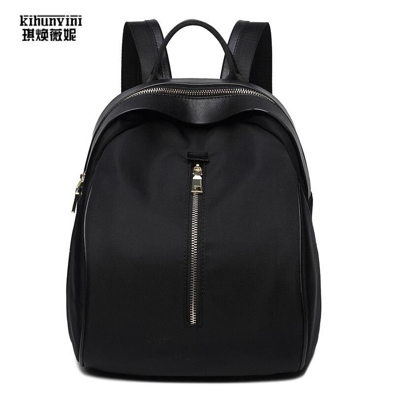 Sac à dos pour femmes mode filles sacs à dos épais sac Oxford pour adolescentes filles Mini sac à dos Mochila Feminina sacs à épaules