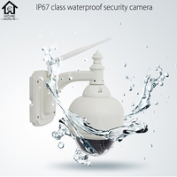 VSTARCAM C7833 Free Shipping Onvif Pan Tilt Outdoor HD IP Camera 720P Wifi Wireless Dome RSTP