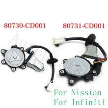 RH LH левый и правый стеклоподъемник регулятор двигателя для Nissan 350Z Кабриолет/купе для Infiniti G35 80730-CD001 80731-CD001