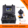 (1 set)7 inch Color display screen Underwater Fishing Camera with DVR Video Function CCTV System Outdoor Waterproof inspection