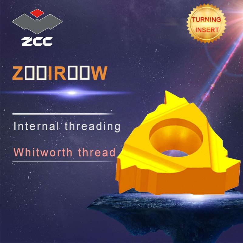 10 pz/lotto Z16IR8W-Z16IR19W YBG205 YBG203 originale ZCC inserto in metallo duro tornio utensili cnc inserti in metallo duro filettatura10 pz/lotto Z16IR8W-Z16IR19W YBG205 YBG203 originale ZCC inserto in metallo duro tornio utensili cnc inserti in metallo duro filettatura