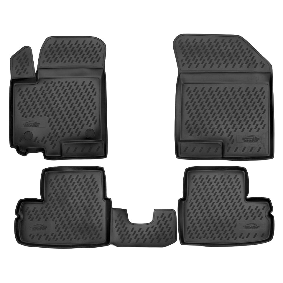 Floor mats for Suzuki Splash Element CARSZK00011 цены онлайн