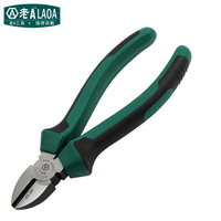 LAOA NEW Diagonal PliersHigh High Quality Hardness Stainless Steel Pliers Industrial Grade Diagonal Cutting Pliers