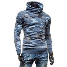 Brand 2017 Hoodie 3D Print Camouflage Hoodies Men Fashion Tracksuit Male Sweatshirt  Hoody Mens Purpose Tour 3XL