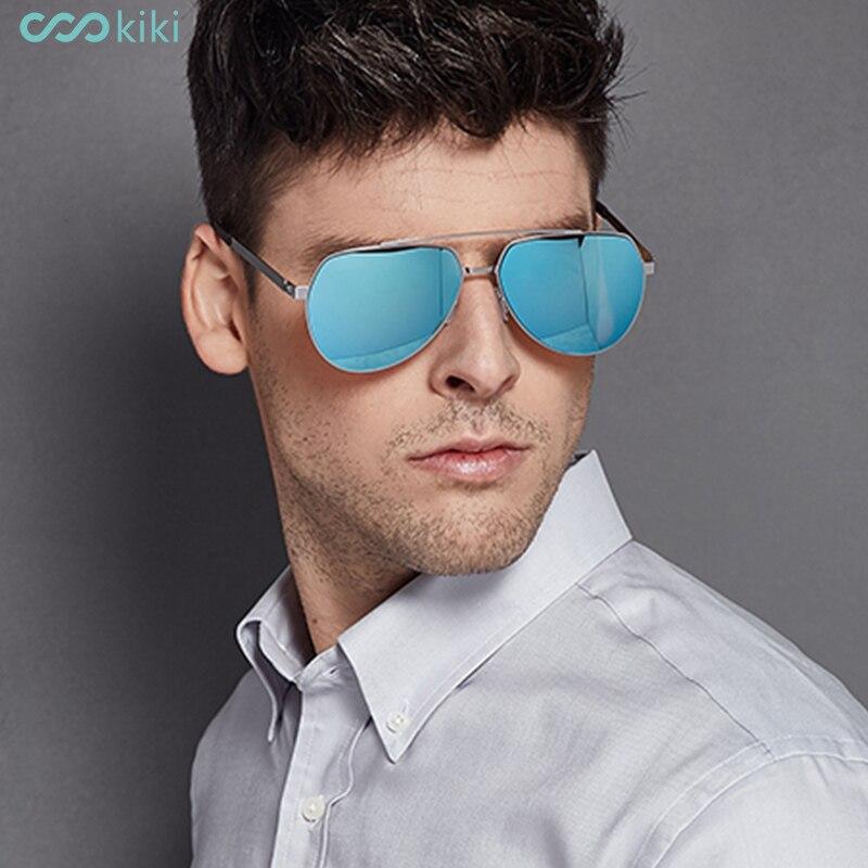 e7a337f126 KIKI hombre no polarizado Nylon gafas de sol marca diseñador 2017 piloto  gafas conducción piloto de gafas de sol Oculos #5105 en Gafas de sol de  Accesorios ...