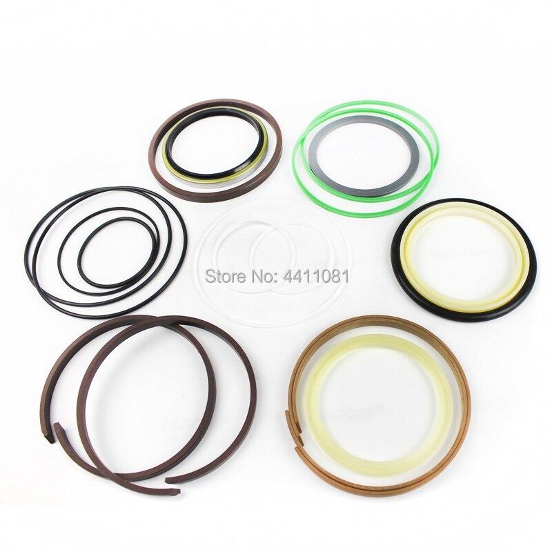 Pour Komatsu PC120-5 Kit de joint de réparation de cylindre de godet joint de Service d'excavatrice, garantie de 3 mois