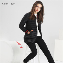 New High Quality Winter down Jacket women 2016 women clothing Winter And Autumn Jacket Outwear down coat Women Long Coats
