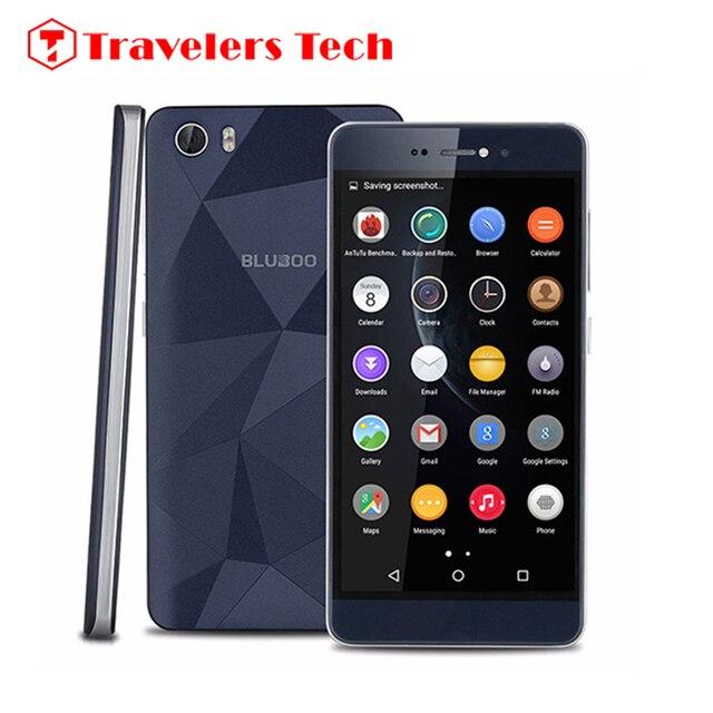 5.0 Inch BLUBOO Picasso MTK6580 Quad Core 2GB RAM 16GB ROM Android 5.1 Smartphone Double 8.0MP Dual SIM PK X9 Xfire 2