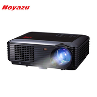 Noyazu Original 4000 Lumens Wireless Home Theater Portable Mini Projector 1280x800 Pixels Multimedia LCD Projector