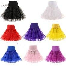 26 Vintage Petticoat 50s Retro Underskirt Swing Rockabilly Fancy Net Tutu Skirt