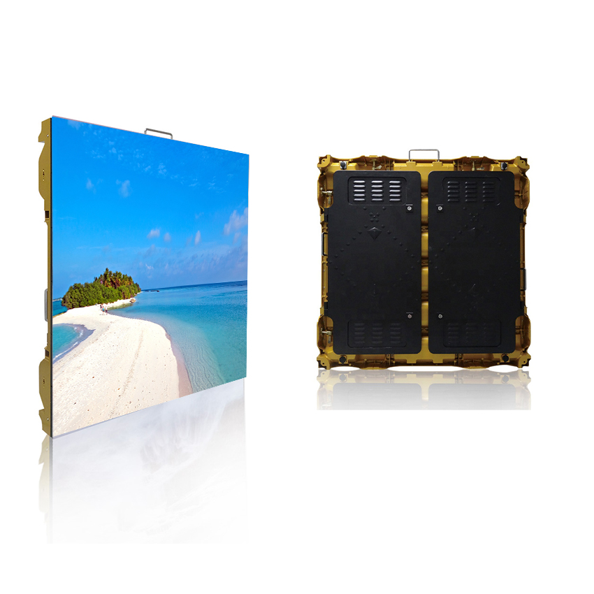 Full Color Led Tv Display P5 Led Module Magnesium Alloy Outdoor Video Screen