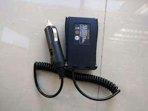 Image 2 - Baofeng 888S walkie talkie eliminator car charger Battery Case Eliminator Baofeng bf 888s Car Charger For BF 888S H 777 H777 666