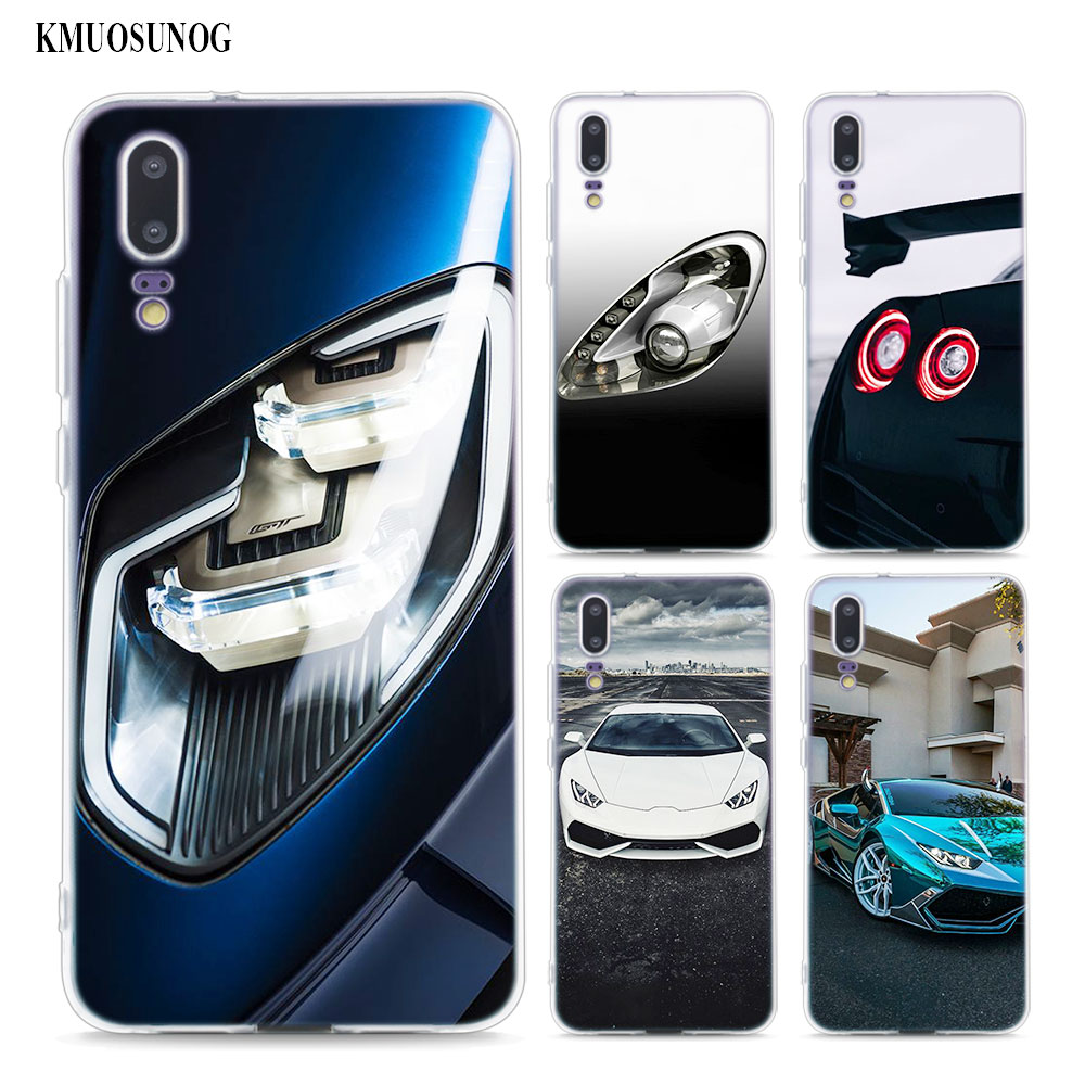 Fitted Cases Buy Cheap Transparent Soft Silicone Phone Cases Sport Car Lamp For Huawei Honor P20 P10 P9 P8 9 8 Lite 2017 7a Pro Cellphones & Telecommunications