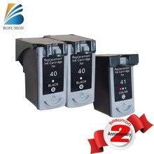3 шт. 40 41 принтер картридж для Canon pg 40 XL cl 41 Х для Canon PIXMA IP2500 IP2600 MX300 MX310 MP160 MP140 MP150
