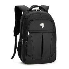 New 2017 Quality Waterproof wear-resistant materialsBackpack Men 15 inch Laptop Bag Sac Men Backpacks Swiss Travel Backpack