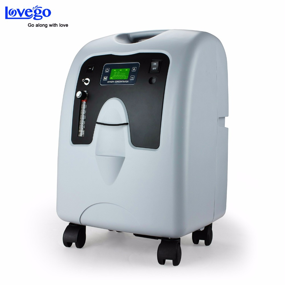 Lovego 10LPM Medical Grade Lovego Oxygen Concentrator for oxygen therapy home use 5 liters medical grade lovego oxygen concentrator lg502