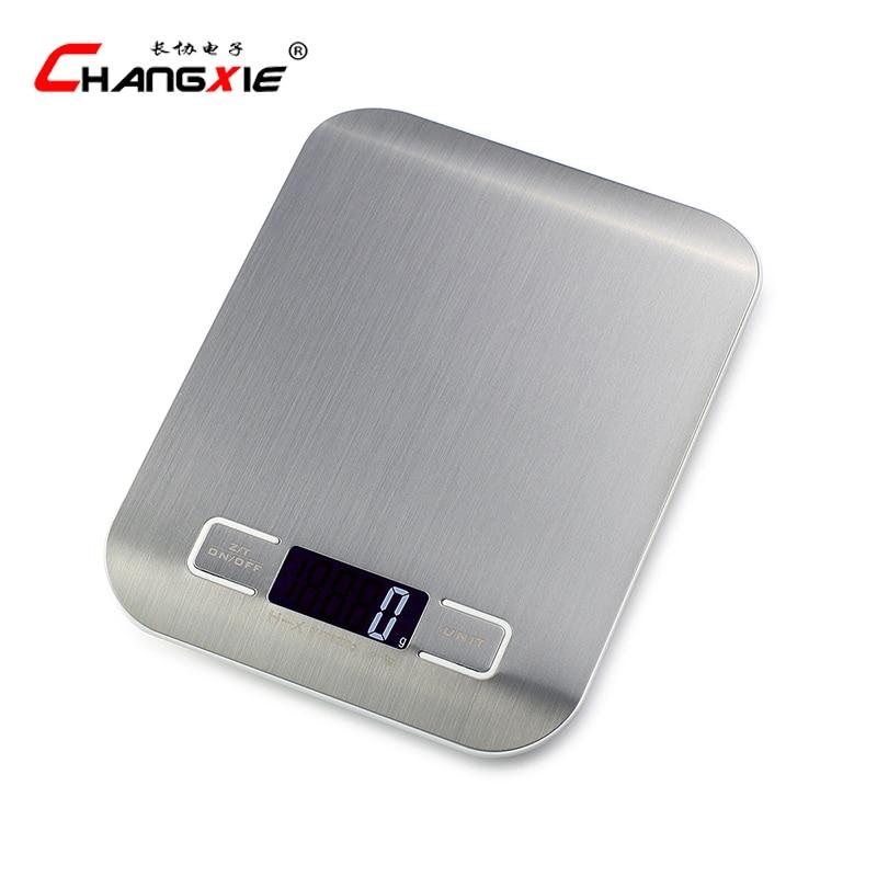 10 pezzi / pacchetto 10 kg / 1 g Bilancia da cucina digitale LCD Bilance elettroniche accurate di alta qualità Bilance per accessori da cucina