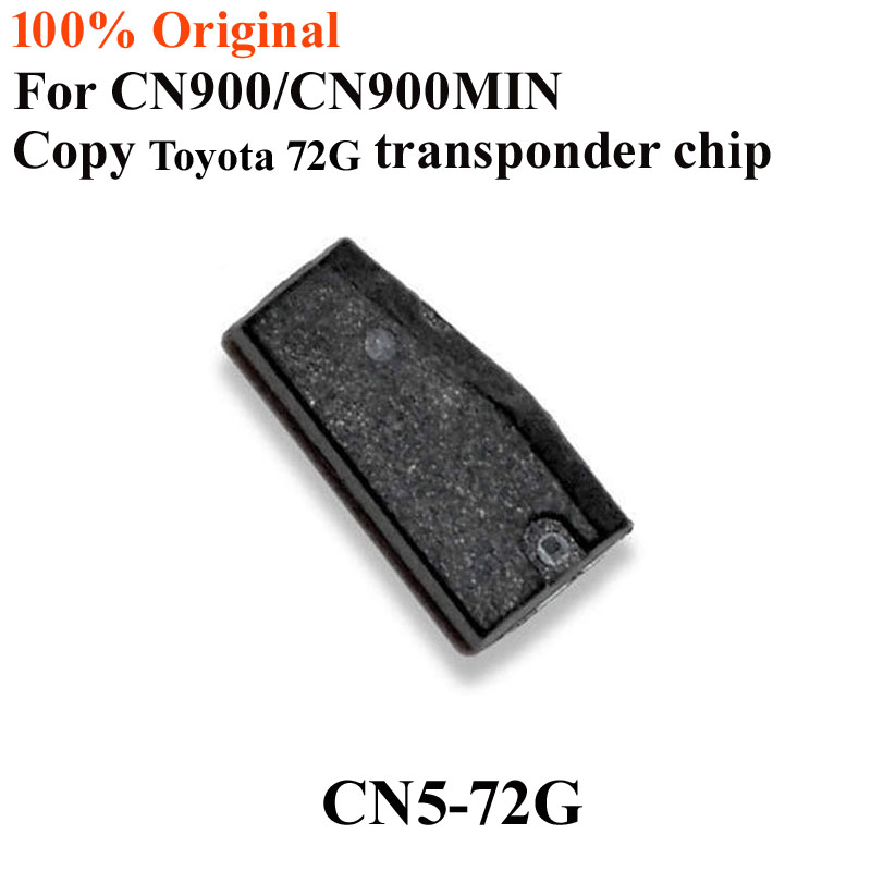 original CN900mini CN5 transponder chip Universal CN2 CN5 72G 4D chip for ND900 CN900 G chip