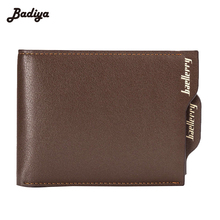 Top Quality PU Men Wallets Extra Card Holder Bifold Purse Dollar Price Carteira Masculina Multi-function Zipper Coin Purse
