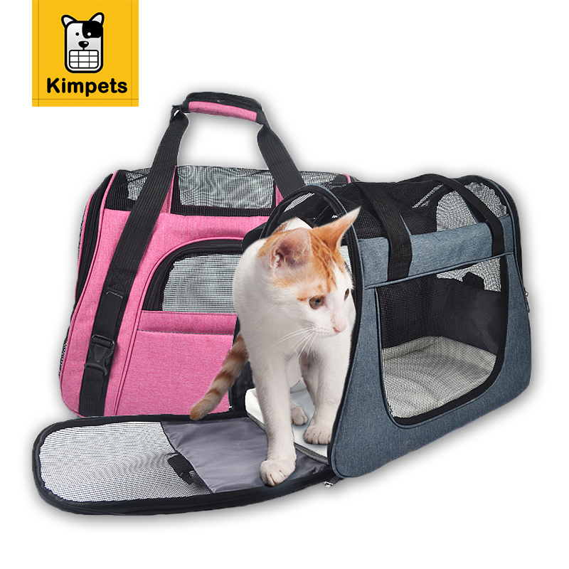 Pet Carrier Dog Backpack Cozy Soft Puppy Cat Bags Outdoor Hiking Travel Chihuahua Shoulder Products In Carriers From Home