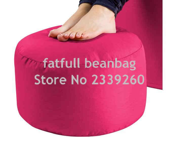 Tremendous Cover Only No Filler Various Colors Waterproof Colorful Bean Bag Footstool Beanbag Cubes Ottmans And Seats Machost Co Dining Chair Design Ideas Machostcouk