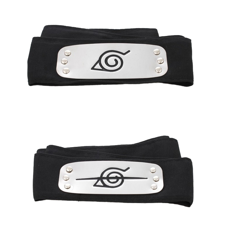 Naruto Headband with Symbol