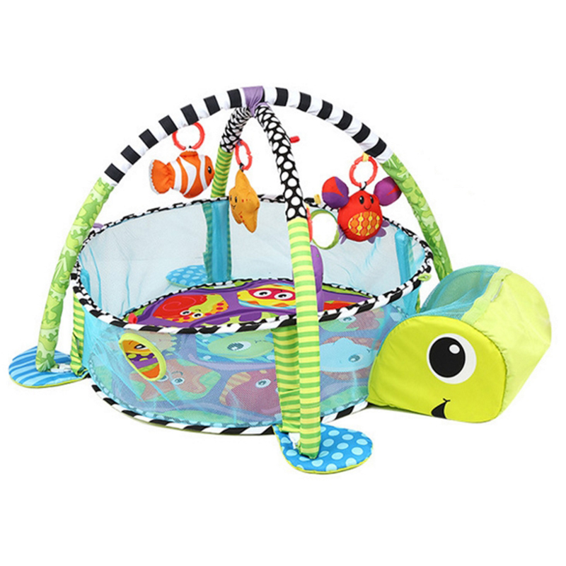 Baby Floor Toys : Aliexpress buy baby play mat tortoise cartoon toys