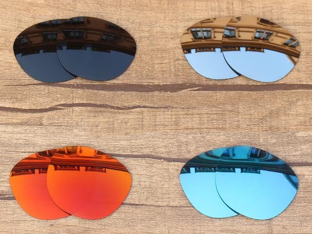 PapaViva POLARIZADA Óculos de Sol Óculos de Lentes de Reposição para Trava  100% UVA   8f63ba47cb