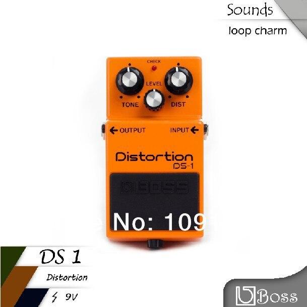BOSS DS-1 electric guitar pop punk  tones distortion stompboxBOSS DS-1 electric guitar pop punk  tones distortion stompbox