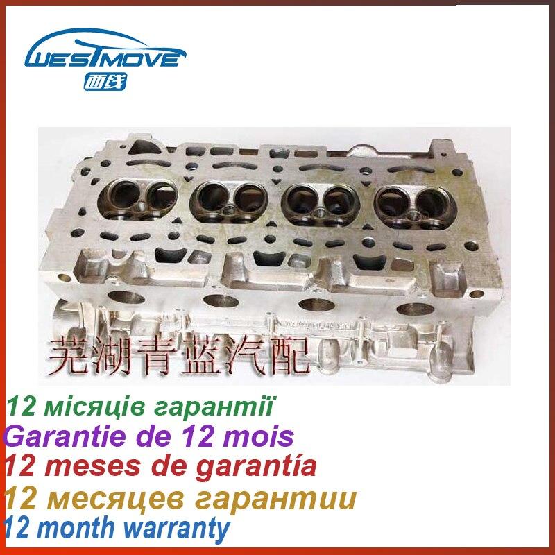 Cylinder Head for Chery Tiggo 1 8L 2011 ENGINE 481