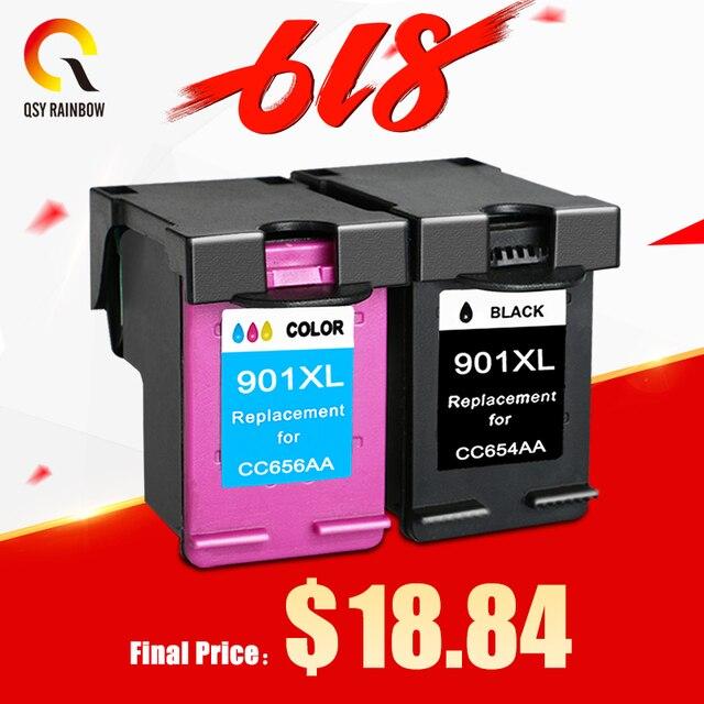 CMYK SUPPLIES compatible ink cartridge Replacement for HP 901 hp 901xl 4500 J4580 J4550 J4540 4500 J4680 J4524 J4535 J4585 J4624