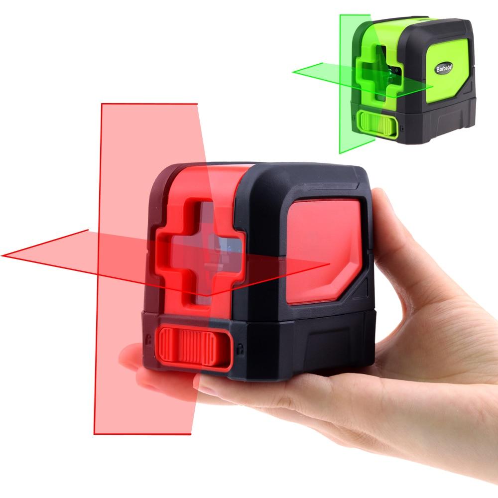 купить Mini Cross Line laser level Self-Leveling Vertical & Horizontal Lasers Multifunctional Clamp Red or Green Beam Laser Level Meter по цене 2614.5 рублей