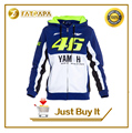 2017 new men's motorcycle sports and leisure racing coat for MOTO GP Valentino Rossi VR46 yamaha Honda jacket S M L XL XXL