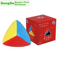 ShengShou Mastermorphix 6x6x6 Magic Cube Set SengSo 6x6 Wholesale Lots Bulk 4PCS Cubo Magico Speed Cube Puzzle Antistress