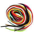 """55"""" Round Shoelaces oelace Shoe Laces Cord Ropes f. Martin Boots Sport Shoes Different Colors 140cm"""