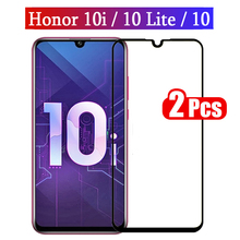 2pcs Tempered Glass For Huawei Honor 10i Screen Protector On Honer 10 Honor10 Li