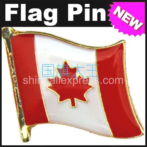 lapel pins canada flag pins all over the world badge emblem country state pins