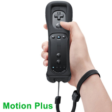 Hot sale Built-in Motion Plus Wireless Remote Controller for Nintendo Wii Controller Gamepad Controle