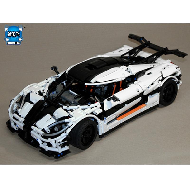 3236Pcs Technic Series The MOC-4789 Changing Racing Car Set Compatible Lepins Children Building Blocks Bricks Educational Toys kislis 4789